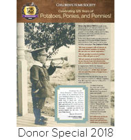 Donor Special, 2018