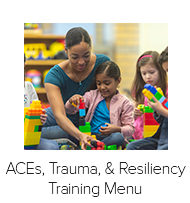 ACEs Training Menu