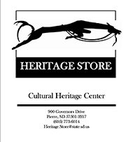 The Heritage Store at the Capitol and Cultural Heritage Center Gift Shop