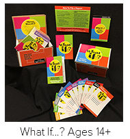 Learn More about What If...? Cards for ages 14+