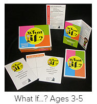 Learn More about What If...? Cards for ages 3-5